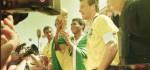 جام طلایی فوتبال به کشور برزیل رسید