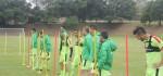 عکس هایی از تمرینات تیم ملی فوتبال در اردوی آفریقای جنوبی