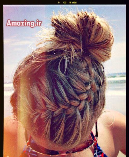 رنگ مو هایلات,رنگ مو لو لایت, رنگ مو جدید, مدل رنگ مو 93,رنگ مو دخترانه 2014