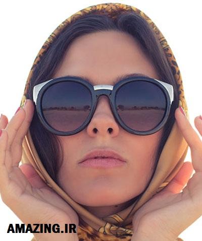 راهنمای خرید عینک آفتابی, انتخاب عینک آفتابی برای خانم ها, انتخاب عینک با توجه به اندازه صورت, نحوه خرید عینک آفتابی