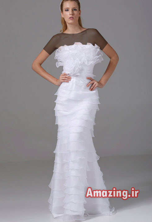 طرح لباس عروس ,عکس مدل لباس عروس , لباس عروس اروپایی
