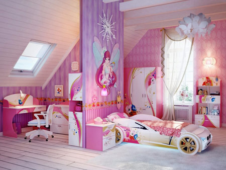 مدل دکوراسیون ,دکوراسیون اتاق خواب,دکوراسیون اتاق خواب کودک,دکوراسیون اتاق خواب بچه