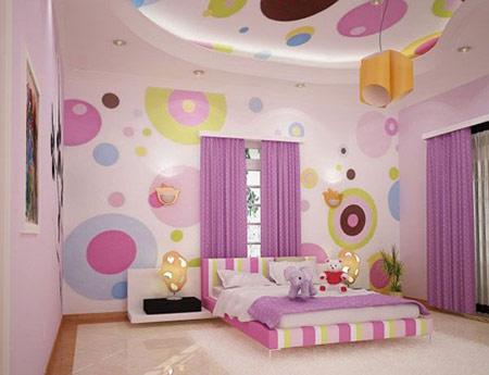 دکوراسیون اتاق خواب نوجوان,دکوراسیون اتاق خواب دخترانه,مدل دکوراسیون 2014