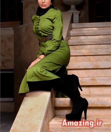 مدل مانتو 2014,مدل مانتو ایرانی,مدل مانتو کوتاه