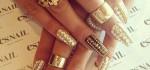 جدیدترین مدل حلقه برای خانوم ها | حلقه های میدی رینگ