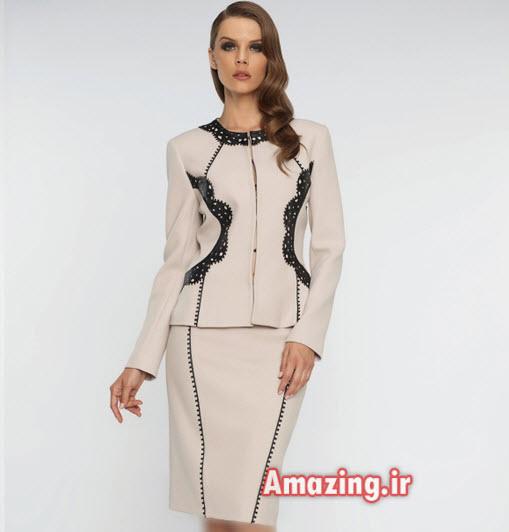 مدل کت و دامن مارک Balizza