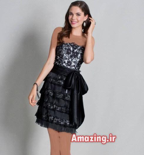 مدل لباس مجلسی 93 , مدل لباس مجلسی حریر 2014 , مدل لباس مجلسی گیپور 2014