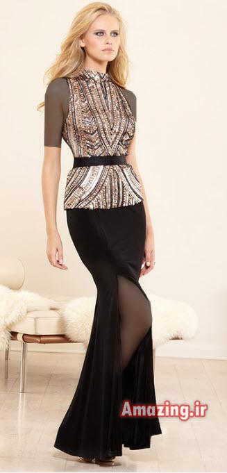مدل لباس مجلسی اروپایی 2014 , مدل لباس مجلسی کار شده ,دانلود مدل لباس مجلسی, لباس مجلسی جدید