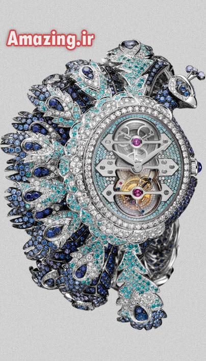 مدل ساعت 93 ,مدل ساعت مارک خارجی,مدل ساعت Boucheron