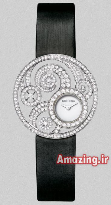 Boucheron, ساعت زنانه , مدل ساعت دخترانه