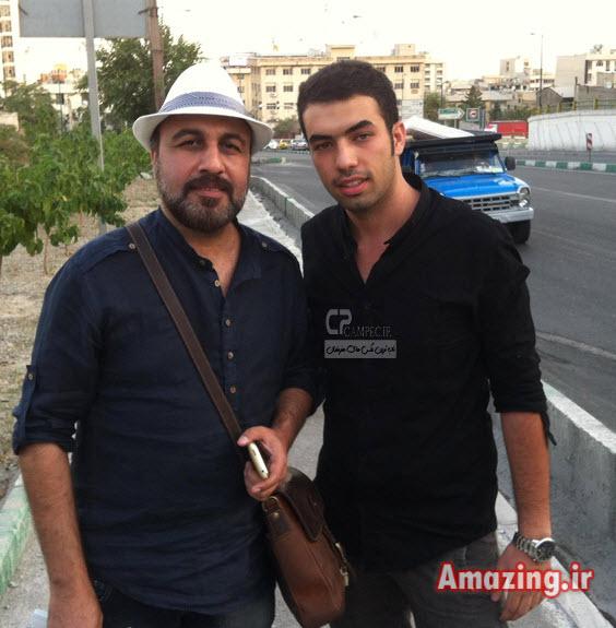 عکس های بازیگران 93,عکس های بازیگران در سال 93,عکس جدید بازیگران,احمد مهران فر