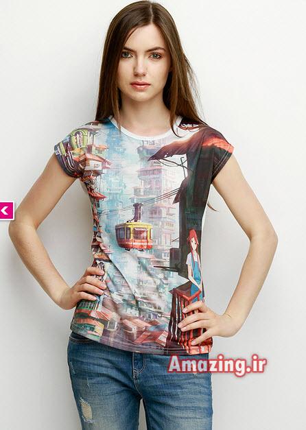 مدل تیشرت,مدل تی شرت,مدل تیشرت 2014,مدل تی شرت 93