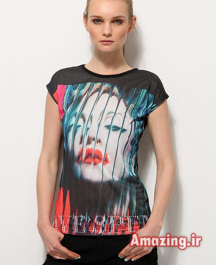 مدل تیشرت جدید, مدل تیشرت 93, ایده برای طراحی تیشرت