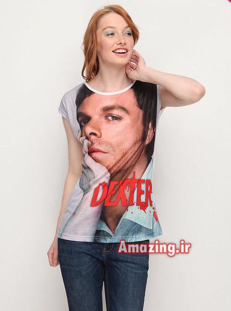 مدل تیشرت زنانه,مدل تی شرت دخترانه