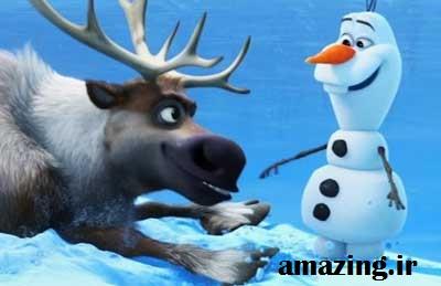 دیزنی ,انیمیشن دیزنی ,فروش فیلم دیزنی ,پرفروش ترین انیمیشن جهان,انمیشن های 2014
