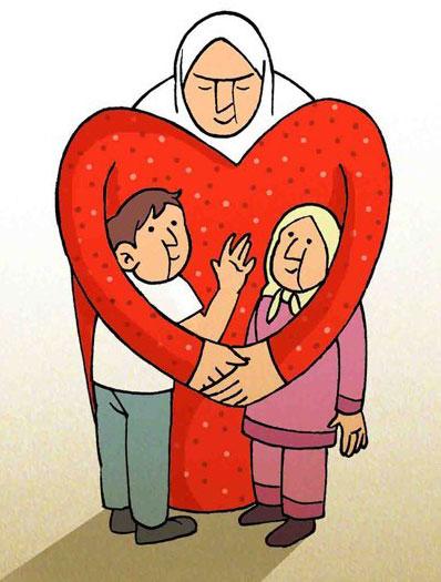 عکس طنز, ترول روز زن,روز مادر , روز زن, کاریکاتور روز زن,کاریکاتور روز مادر,طنز روز زن