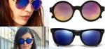 راهنمایی جهت انتخاب رنگ عینک آفتابی|عینک آفتابی چه رنگی
