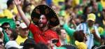 دانلود گل ها و نتیجه بازی برزیل و مکزیک جام جهانی ۲۰۱۴ + عکس ها