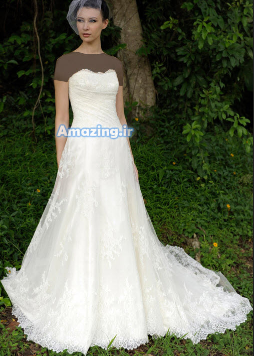 مدل لباس عروس خارجی ,مدل لباس عروس شیک