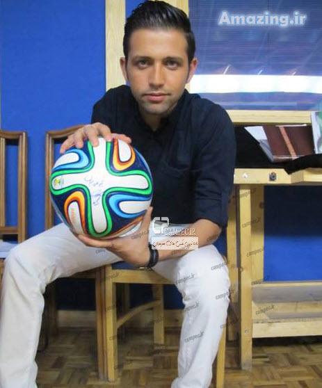 عکس بازیگران , تیزر جام جهانی
