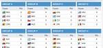 جدول زمانی ساعت پخش بازی های جام جهانی ۲۰۱۴ از شبکه سه و ورزش
