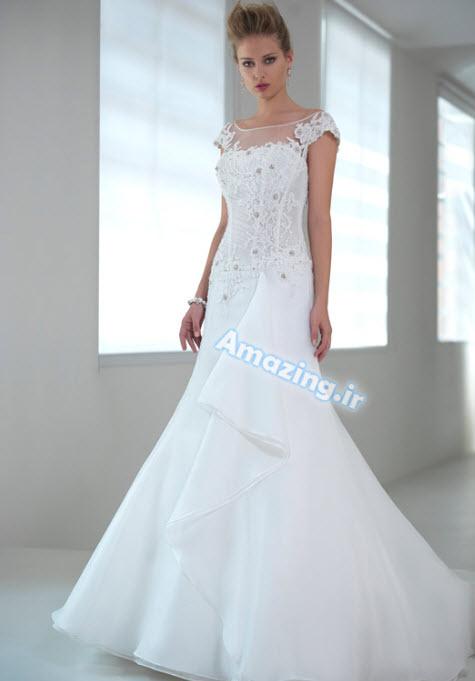 مدل لباس عروس 2014 , لباس عروس