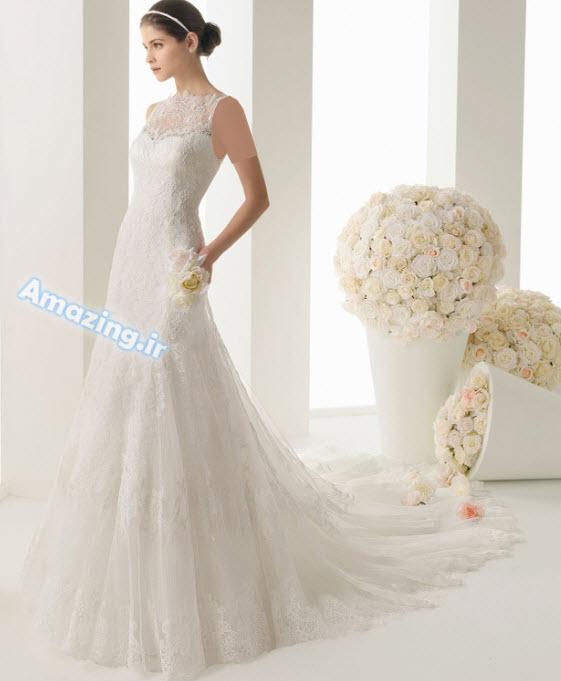 مدل لباس عروس 2014 , لباس عروس 93