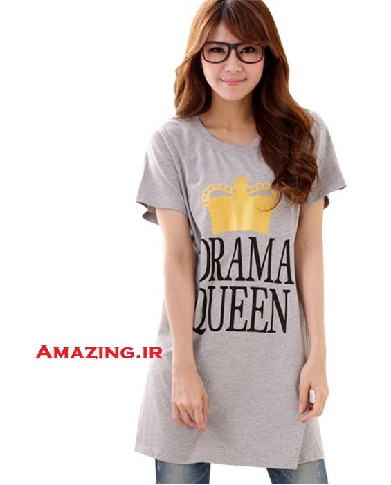 مدل لباس , مدل لباس دخترانه , لباس دخترانه کره ایی