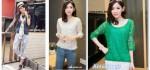 انواع مدل لباس دخترانه کره ایی شیک ۲۰۱۴ سری ۵