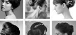 سری دوم مدل های شینیون موی باز و بسته ۲۰۱۴