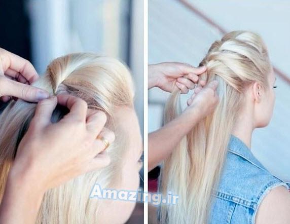 مدل بافت مو جدید , مدل آرایش مو