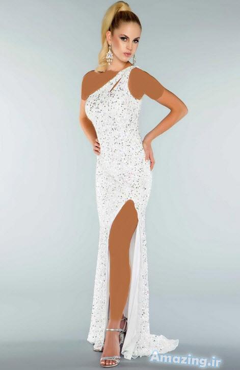 لباس مجلسی 2014, مدل لباس مجلسی بلند
