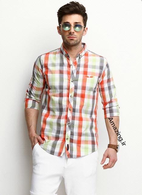 لباس مردانه تابستانی , تیپ مردانه