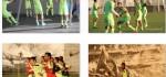 عکس هایی از اولین تمرین بازیکنان تیم فوتبال ایران در برزیل
