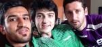 تک عکس جالب از سردار آزمون بازیکن ایران در جام جهانی ۲۰۱۴