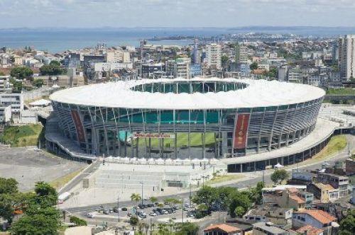ورزشگاه های جام جهانی برزیل, جام جهانی