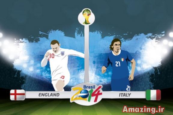 بازی انگلیس و ایتالیا ,دانلود بازی انگلیس و ایتالیا  ,عکس های بازی انگلیس و ایتالیا  ,خلاصه بازی انگلیس و ایتالیا