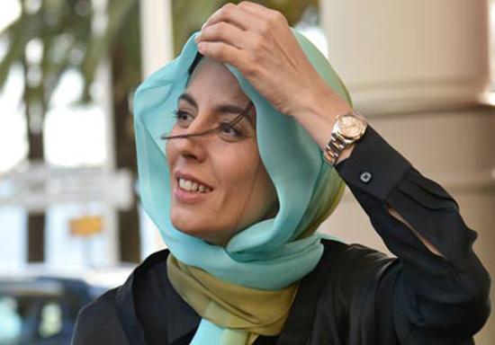 لیلا حاتمی ,عکس لیلا حاتمی ,لیلا حاتمی در جشنواره کن ,عکس بد حجاب لیلا حاتمی