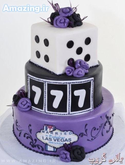 کیک عروسی , مدل کیک عروسی