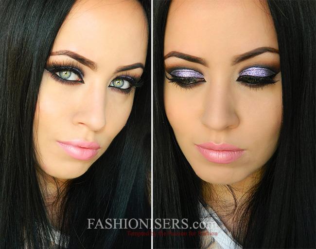 مدل آرایش صورت , آرایش 2014, آرایش عید,مدل آرایش عید 93, مدل آرایش نوروز 93, مدل آرایش چشم