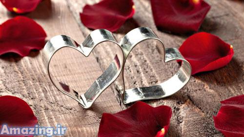 عکس عاشقانه قلب , عکس های عاشقانه
