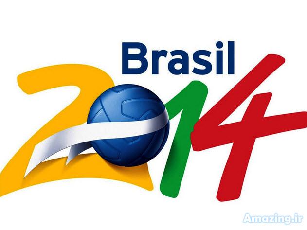 جام جهانی برزیل,لوگو جام جهانی 2014