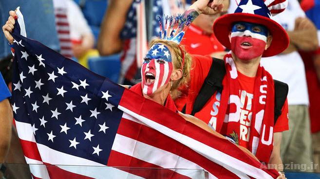تماشاگران دختر , تماشاگران جام جهانی 2014 , تماشاگران خوشگل