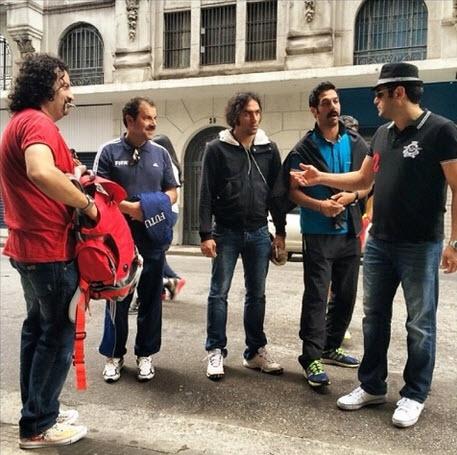 عکس بازیگران در برزیل , عکس هنرمندان ایرانی