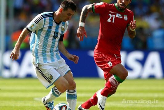 گل های بازی ایران و آرژانتین,دانلود بازی ایران و آرژانتین,عکس های بازی ایران و آرژانتین,خلاصه بازی ایران و آرژانتین