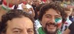 تماشاگران بازی ایران و نیجریه ۲۰۱۴ + عکس های بازیگران در ورزشگاه