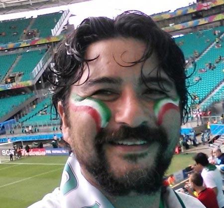 عکس بازیگران در برزیل , بازیگران ایرانی در جام جهانی 2014
