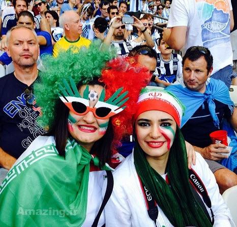 عکس بازیگران در بازی ایران و آرژانتین, پیام تبریک بازیگران, اینستاگرام هنرمندان