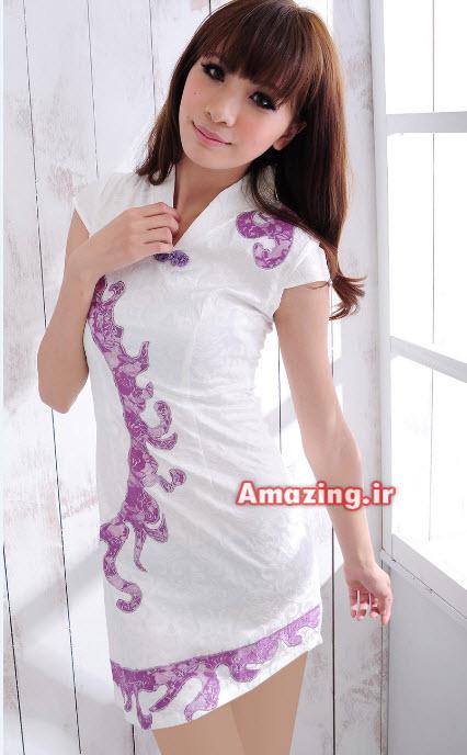 لباس مجلسی کوتاه کره ای , لباس مجلسی دخترانه , مدل لباس مجلسی