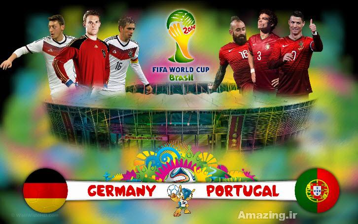 گل های بازی آلمان و پرتغال,دانلود بازی آلمان و پرتغال,عکس های بازی آلمان و پرتغال,خلاصه بازی آلمان و پرتغال